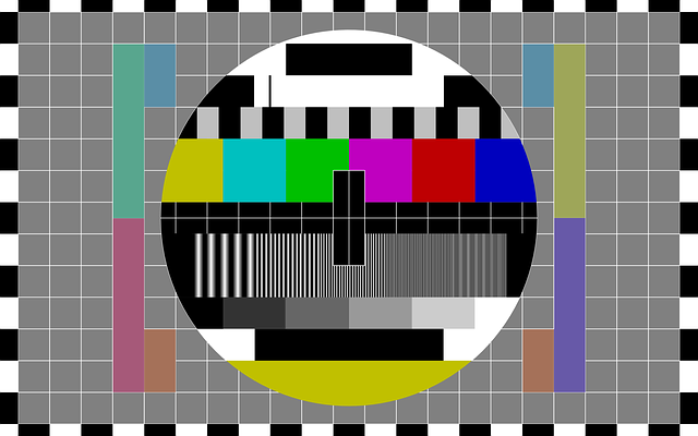 Test Pattern Tv - Free vector graphic on Pixabay (413552)