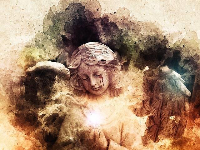 Angel Gothic Goth - Free image on Pixabay (414968)