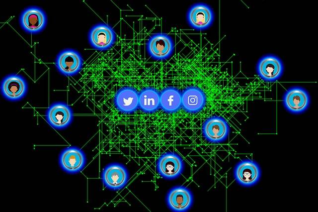 Social Media Internet - Free image on Pixabay (415351)