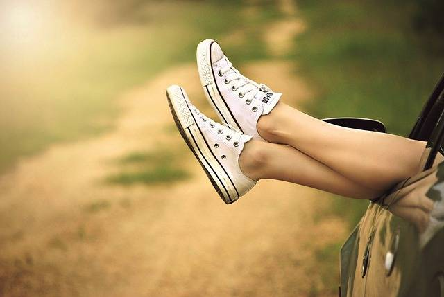 Legs Window Car Dirt - Free photo on Pixabay (416529)