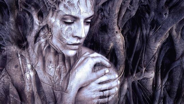 Composing Woman Fantasy - Free image on Pixabay (416551)