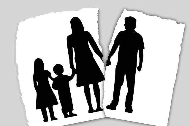Family Divorce Separation - Free image on Pixabay (417152)
