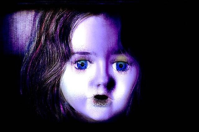 Face Woman Horror - Free image on Pixabay (417157)