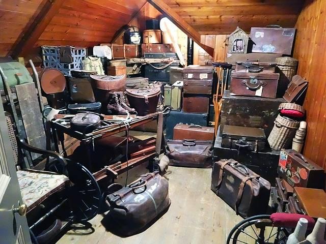 Luggage Trunk Storage - Free photo on Pixabay (417307)