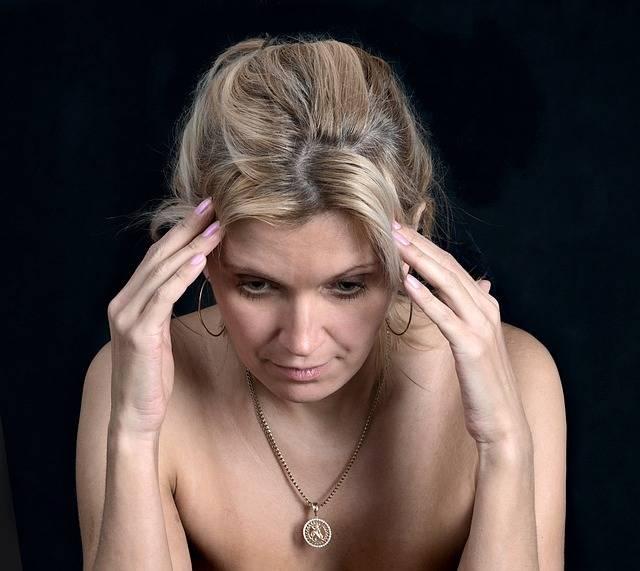 Woman Loss Sadness - Free photo on Pixabay (417308)