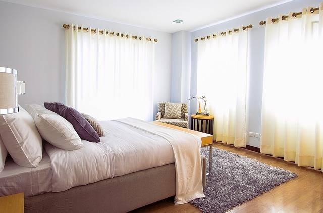 Bed Bedroom Carpet - Free photo on Pixabay (417695)