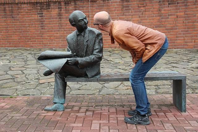 Man Sculpture Art - Free photo on Pixabay (418035)