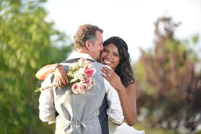 Happy Woman Wedding - Free photo on Pixabay (419600)