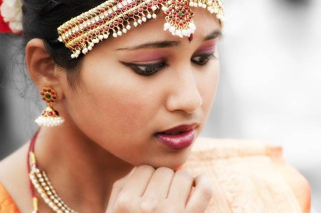 Indian Woman Dancer - Free photo on Pixabay (419687)