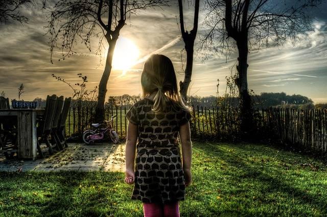 Girl Bicycle Garden - Free photo on Pixabay (419943)