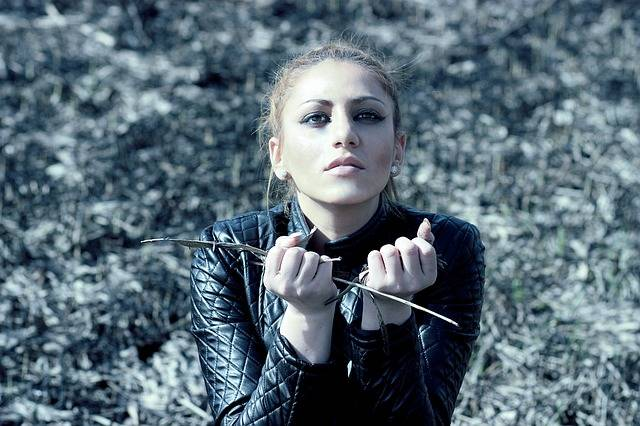 Pollution Girl Sadness - Free photo on Pixabay (420287)