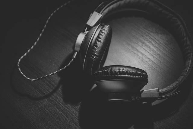 Headphones Headset Audio - Free photo on Pixabay (422527)