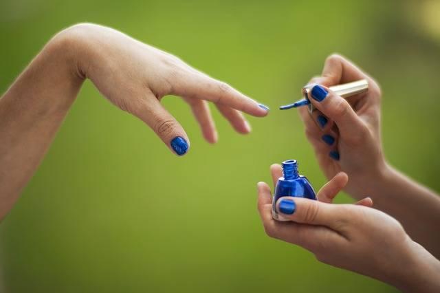 Green Blue Finger - Free photo on Pixabay (422538)
