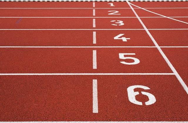 Athletic Field Ground Lane - Free photo on Pixabay (425939)