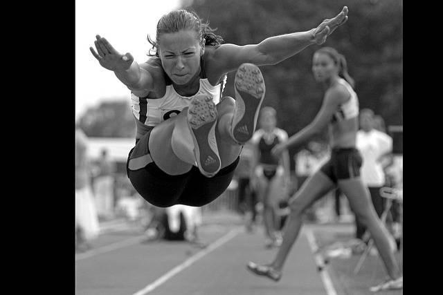 Sport Jump Long - Free photo on Pixabay (425965)