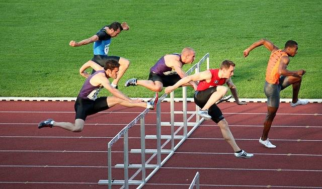 Sport Athletics Sprint Hurdles - Free photo on Pixabay (425975)