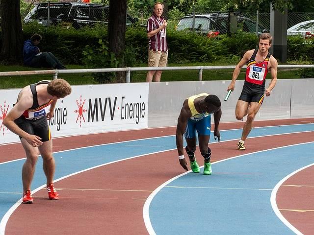 Athletics Sport - Free photo on Pixabay (425980)