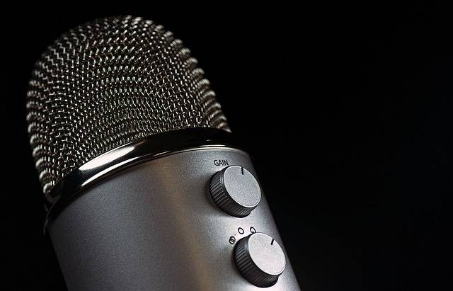 Microphone Mic Vocal - Free photo on Pixabay (426329)