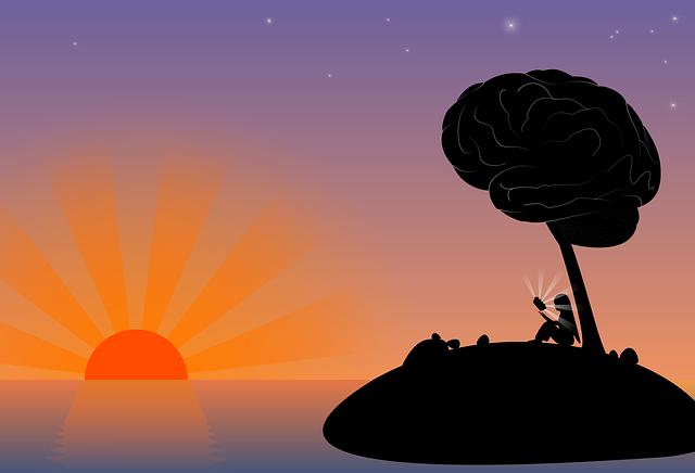 Sunset Island Mar - Free image on Pixabay (426396)
