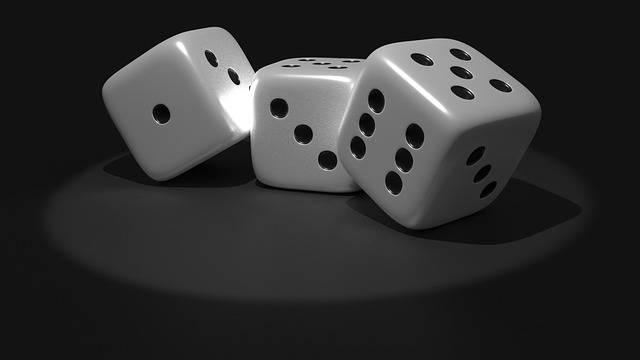 Cube Random Luck Eye - Free image on Pixabay (427386)