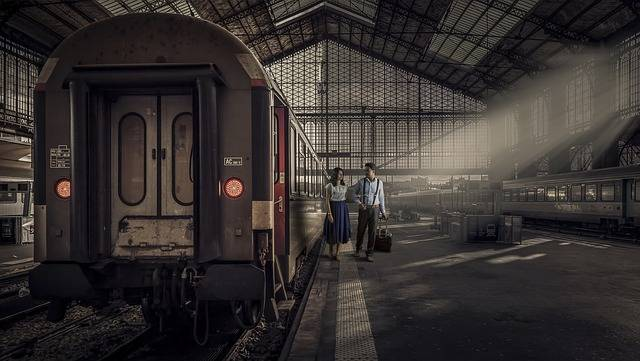 Train Transportation System - Free photo on Pixabay (429091)