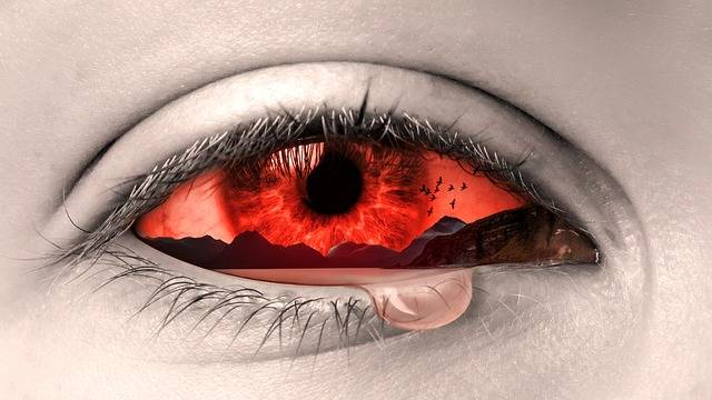 Eye Manipulation Tears - Free photo on Pixabay (429318)