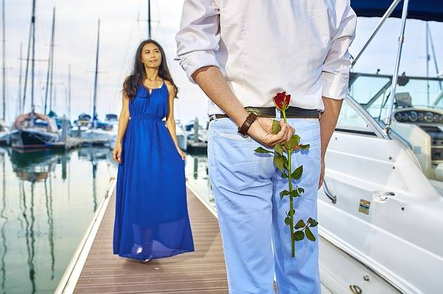 Married Couple Romantic - Free photo on Pixabay (429462)