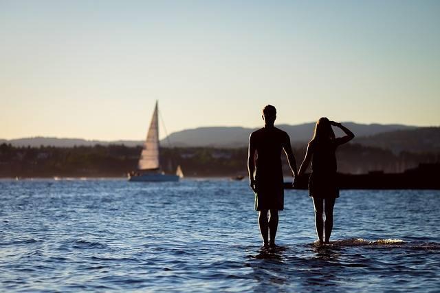 Man Woman Couple - Free photo on Pixabay (429485)