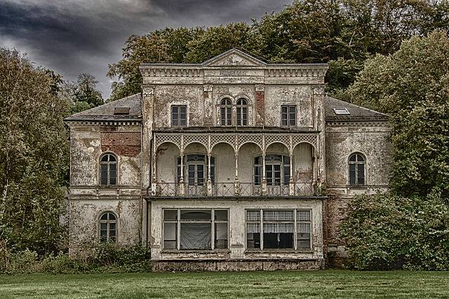 Lost Places Heiligendam Villa - Free photo on Pixabay (429689)