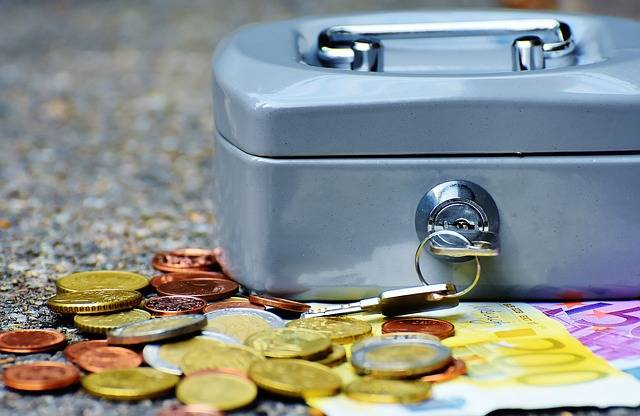 Cashbox Money Currency Cash - Free photo on Pixabay (430153)