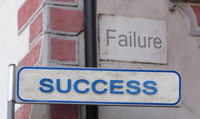 Success Failure Street Sign - Free photo on Pixabay (431568)