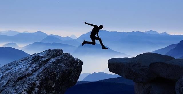 Cliff Jump High - Free photo on Pixabay (432575)