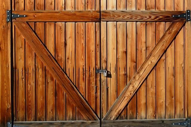 Barn Door Farm Wood - Free photo on Pixabay (434322)