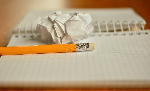 Pencil Notes Chewed Paper - Free photo on Pixabay (434341)