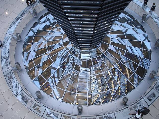 Reichstag Berlin Dome - Free photo on Pixabay (434538)