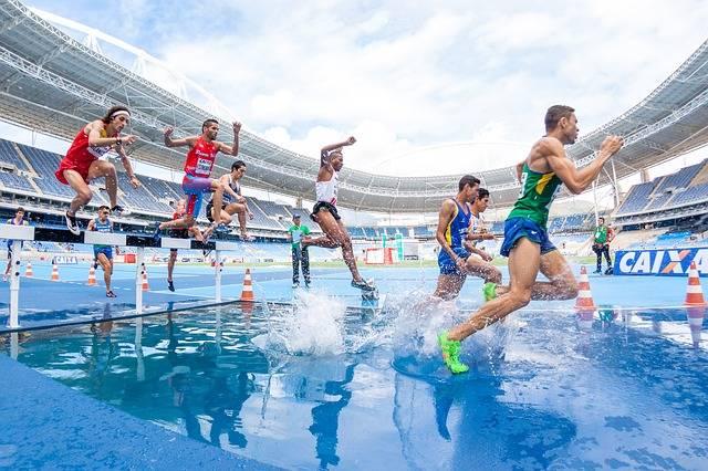 Action Athletes Competition - Free photo on Pixabay (434540)