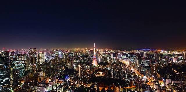 Tokyo Japan City - Free photo on Pixabay (434831)