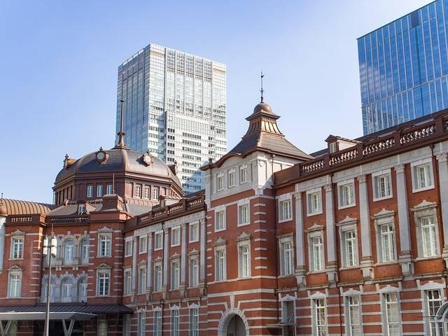 Station Tokyo - Free photo on Pixabay (434833)