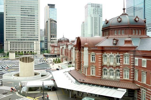 Tokyo Station - Free photo on Pixabay (434844)