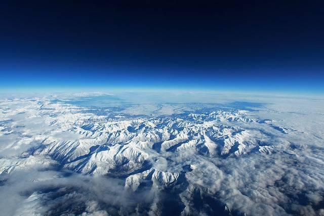 Pyrenees Mountains Snow - Free photo on Pixabay (435206)