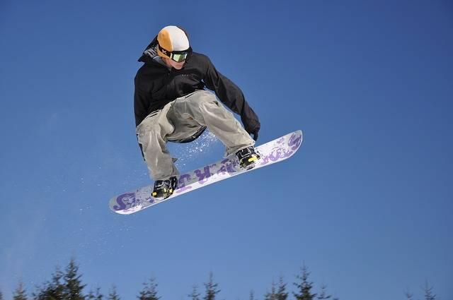 Snowboarding Sport - Free photo on Pixabay (435342)