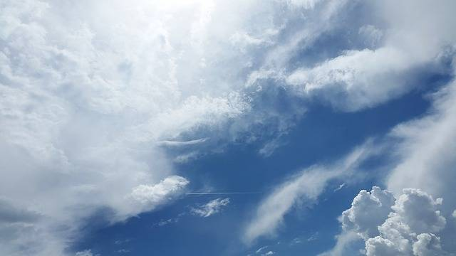 Sky Clouds Atmosphere - Free photo on Pixabay (435352)