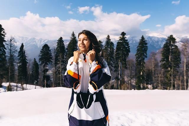 Snowboard Girl - Free photo on Pixabay (435379)
