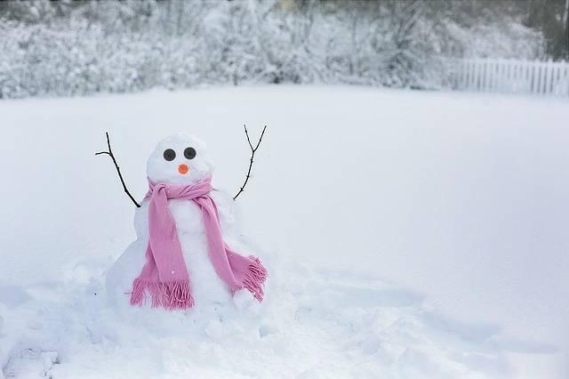 Snow Woman Snowman - Free photo on Pixabay (435434)