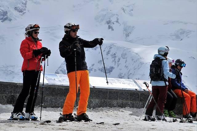 The Alps Ski Skier - Free photo on Pixabay (435448)