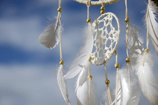 Dream Catcher Dreamcatcher Feather - Free photo on Pixabay (435827)