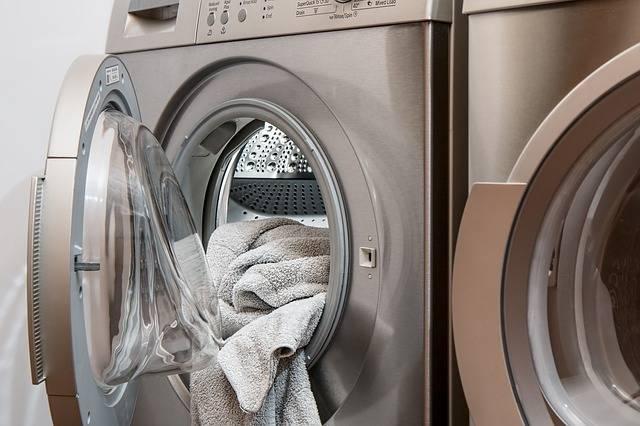 Washing Machine Laundry Tumble - Free photo on Pixabay (436124)