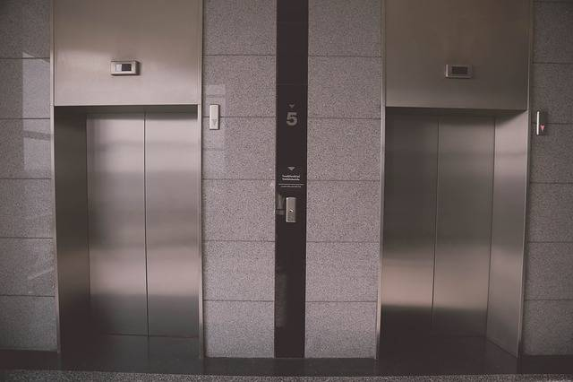 Elevator A Beautiful View Building - Free photo on Pixabay (436852)