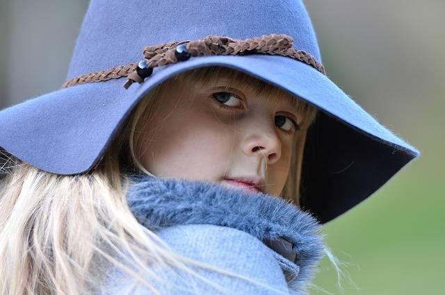 Child Girl Hat - Free photo on Pixabay (437428)