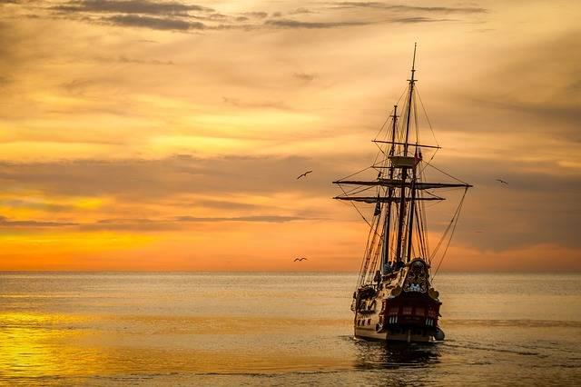 Sunset Sailing Boat - Free photo on Pixabay (438042)